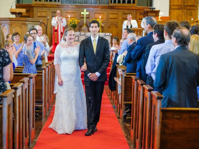Mia and Aaron's Wedding in Charlotte, North Carolina 31