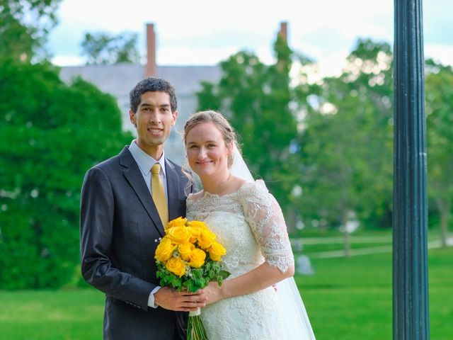 Mia and Aaron's Wedding in Charlotte, North Carolina 34