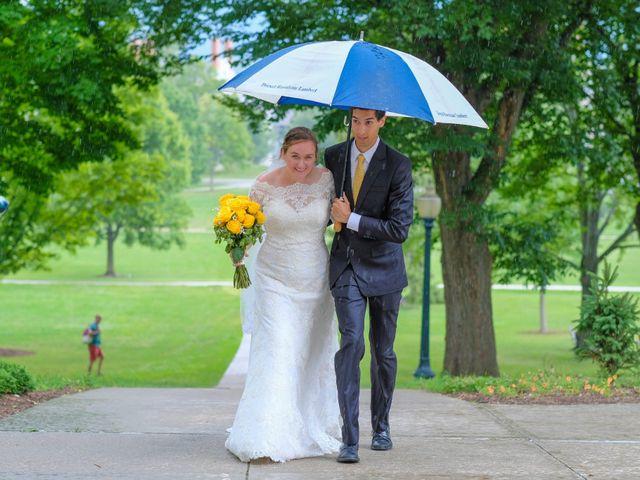 Mia and Aaron's Wedding in Charlotte, North Carolina 36