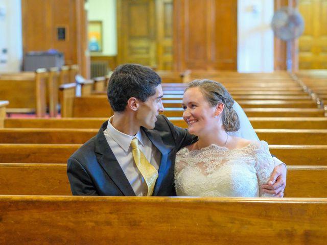 Mia and Aaron's Wedding in Charlotte, North Carolina 37
