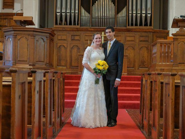 Mia and Aaron's Wedding in Charlotte, North Carolina 38