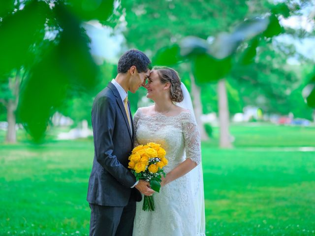 Mia and Aaron's Wedding in Charlotte, North Carolina 40