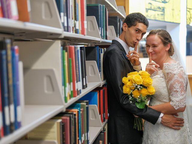 Mia and Aaron's Wedding in Charlotte, North Carolina 42