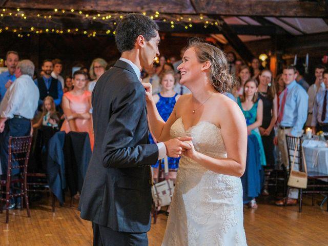 Mia and Aaron's Wedding in Charlotte, North Carolina 46