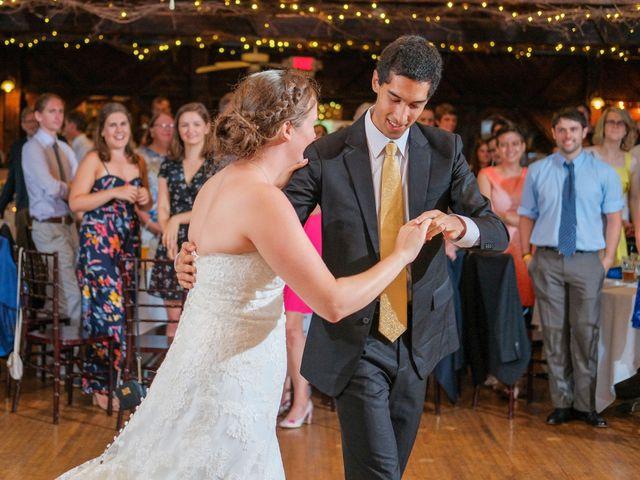 Mia and Aaron's Wedding in Charlotte, North Carolina 47