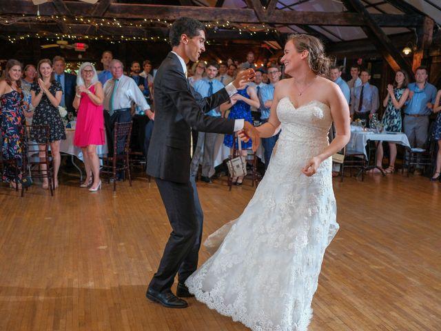 Mia and Aaron's Wedding in Charlotte, North Carolina 51