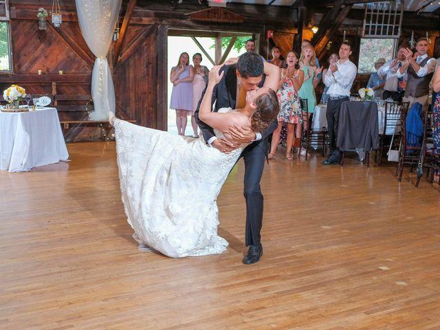 Mia and Aaron's Wedding in Charlotte, North Carolina 52