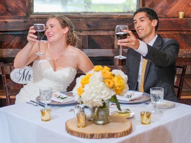 Mia and Aaron's Wedding in Charlotte, North Carolina 56