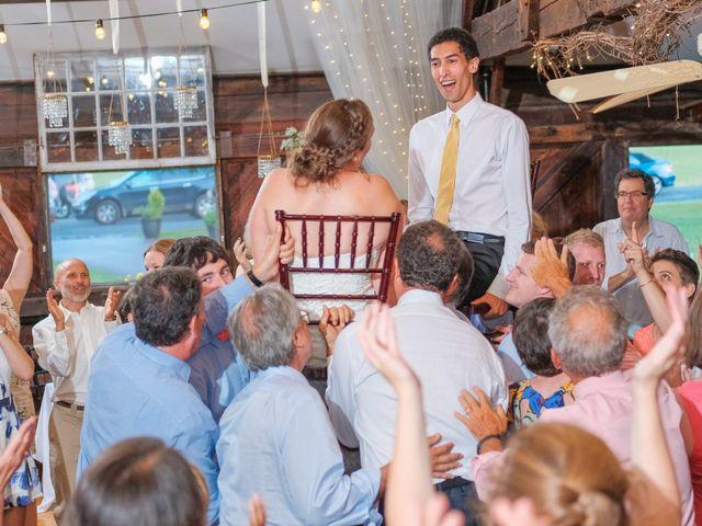 Mia and Aaron's Wedding in Charlotte, North Carolina 65