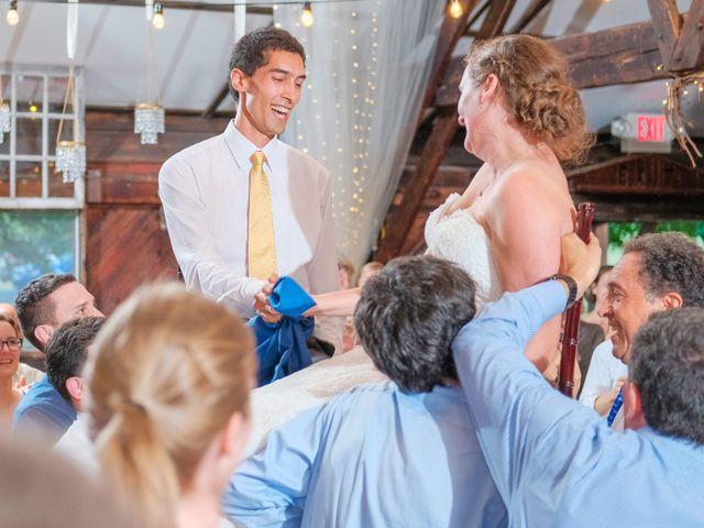 Mia and Aaron's Wedding in Charlotte, North Carolina 66