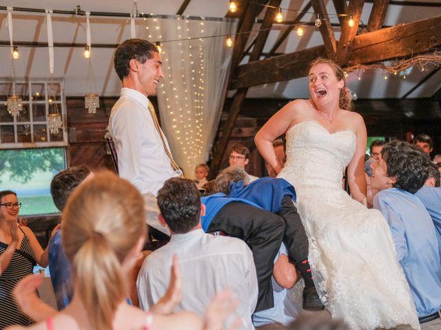 Mia and Aaron's Wedding in Charlotte, North Carolina 67