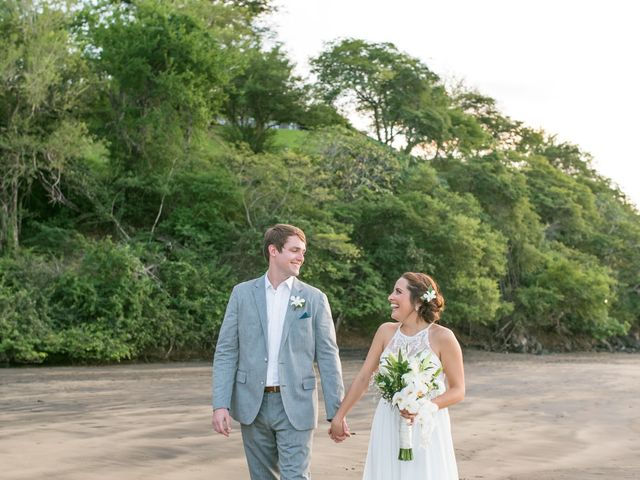 Mike and Kim's Wedding in Guanacaste, Costa Rica 6