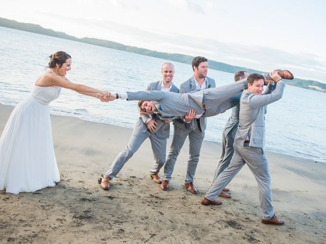Mike and Kim's Wedding in Guanacaste, Costa Rica 9