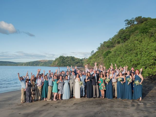 Mike and Kim's Wedding in Guanacaste, Costa Rica 10