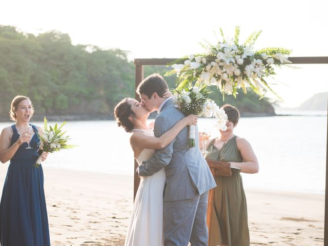 Mike and Kim's Wedding in Guanacaste, Costa Rica 1