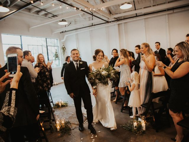 Corbin and Kylin's Wedding in McMinnville, Oregon 8