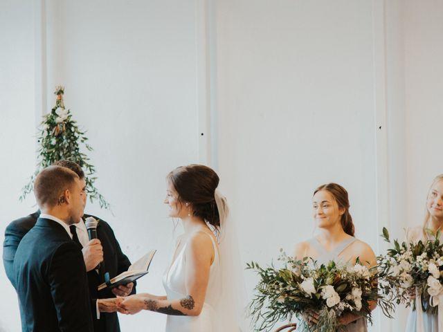 Corbin and Kylin's Wedding in McMinnville, Oregon 10