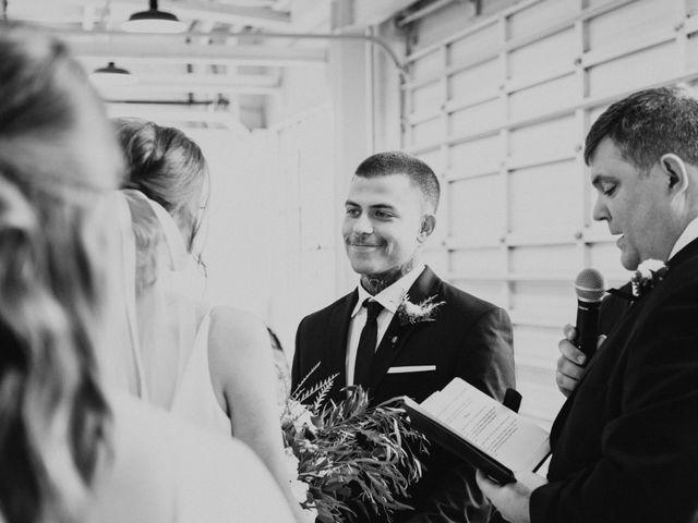 Corbin and Kylin's Wedding in McMinnville, Oregon 13