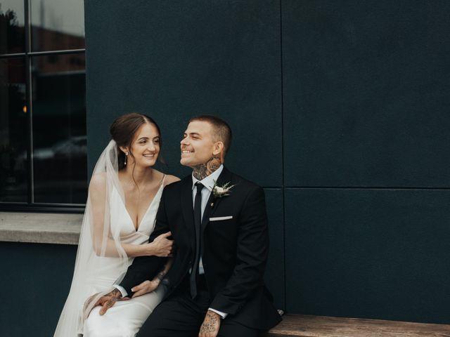 Corbin and Kylin's Wedding in McMinnville, Oregon 30