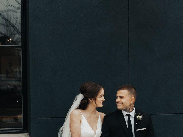Corbin and Kylin's Wedding in McMinnville, Oregon 32