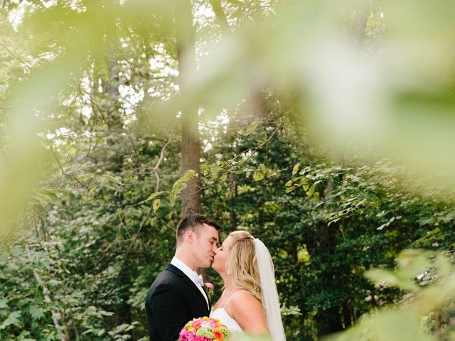 Jon and Lacie's Wedding in Pasadena, Maryland 9