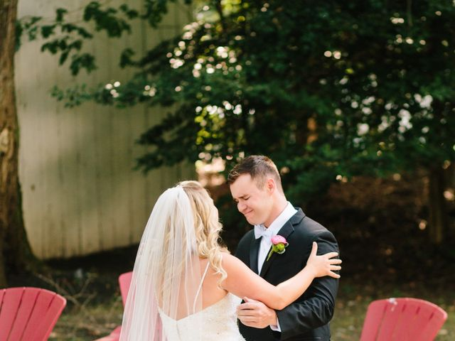 Jon and Lacie's Wedding in Pasadena, Maryland 10
