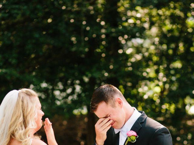Jon and Lacie's Wedding in Pasadena, Maryland 11