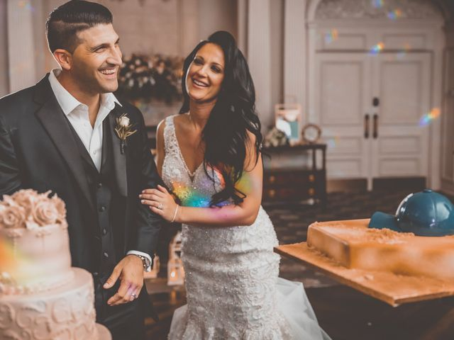 Anthony and Desirée's Wedding in Florham Park, New Jersey 6