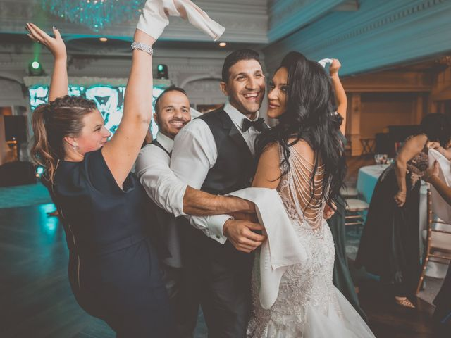 Anthony and Desirée's Wedding in Florham Park, New Jersey 16