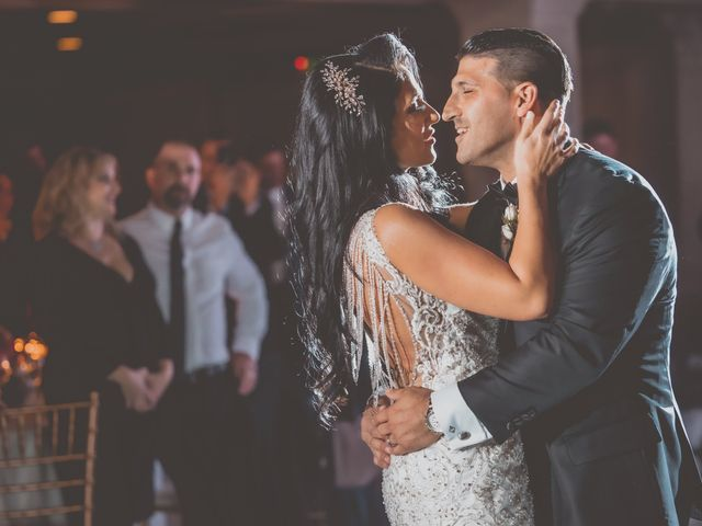Anthony and Desirée's Wedding in Florham Park, New Jersey 36
