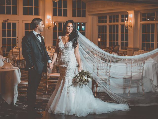 Anthony and Desirée's Wedding in Florham Park, New Jersey 40