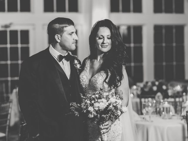 Anthony and Desirée's Wedding in Florham Park, New Jersey 42