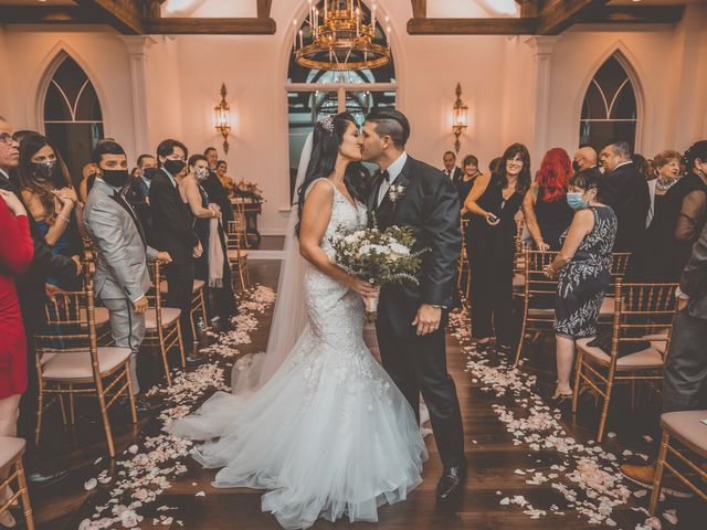 Anthony and Desirée's Wedding in Florham Park, New Jersey 43