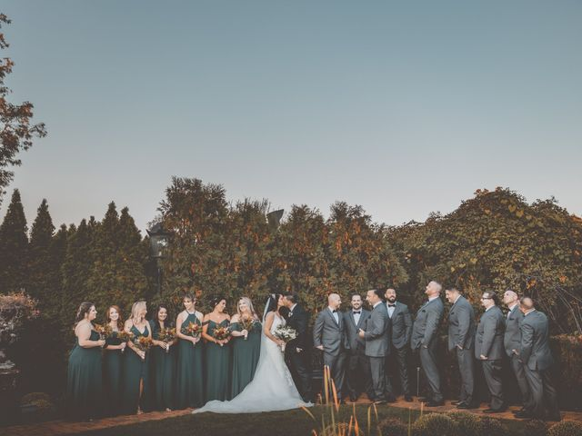 Anthony and Desirée's Wedding in Florham Park, New Jersey 53