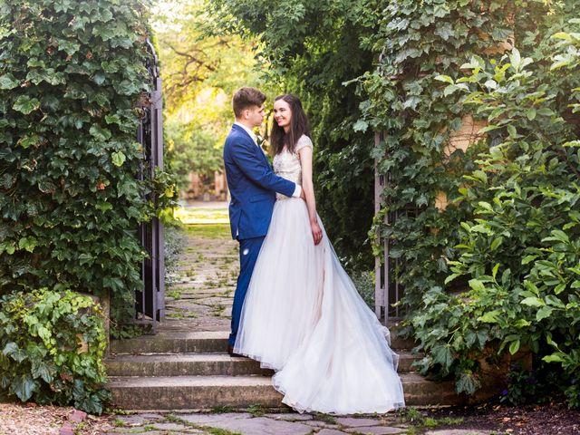 The wedding of Matt and Ansley