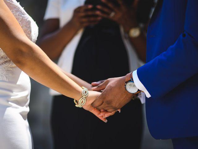 Shaneila and Brandon's Wedding in Orlando, Florida 1