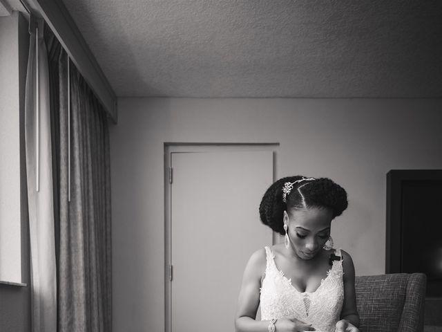 Shaneila and Brandon's Wedding in Orlando, Florida 5