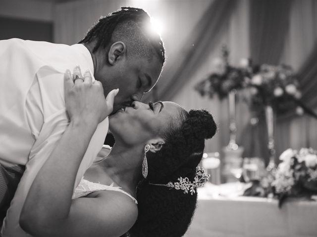 Shaneila and Brandon's Wedding in Orlando, Florida 14