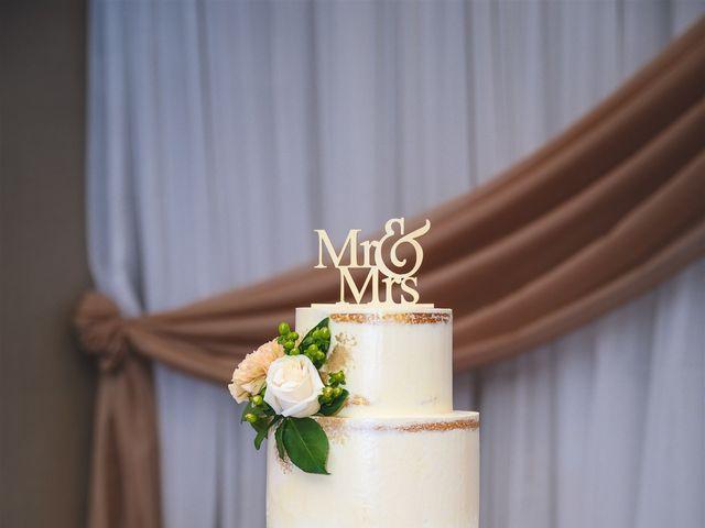 Shaneila and Brandon's Wedding in Orlando, Florida 16