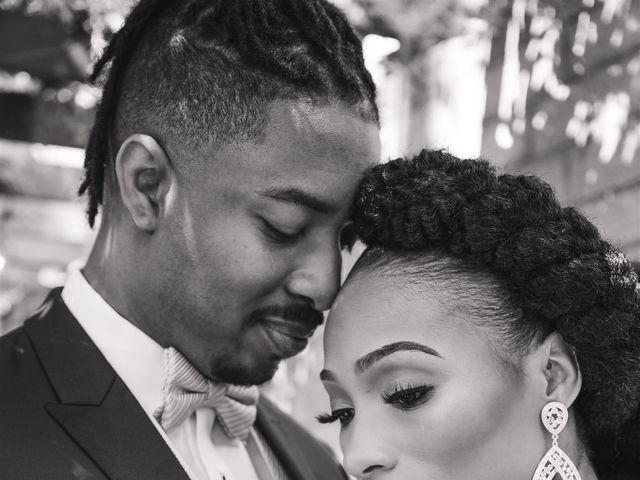 Shaneila and Brandon's Wedding in Orlando, Florida 24