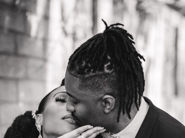 Shaneila and Brandon's Wedding in Orlando, Florida 26