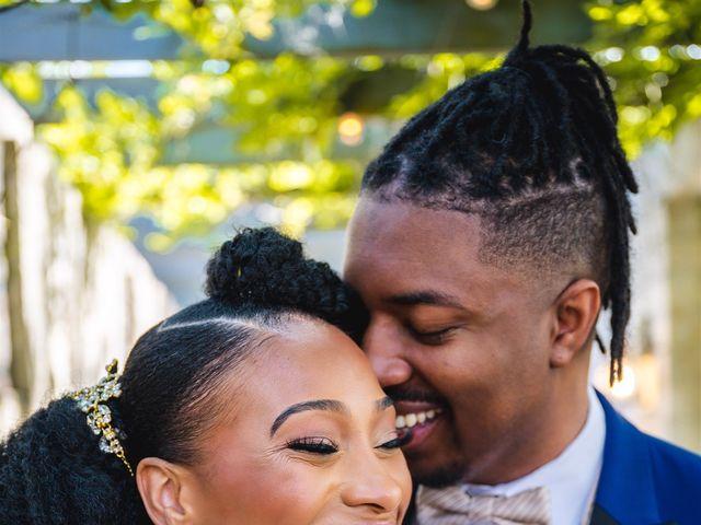 Shaneila and Brandon's Wedding in Orlando, Florida 28