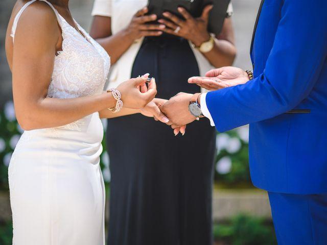 Shaneila and Brandon's Wedding in Orlando, Florida 31