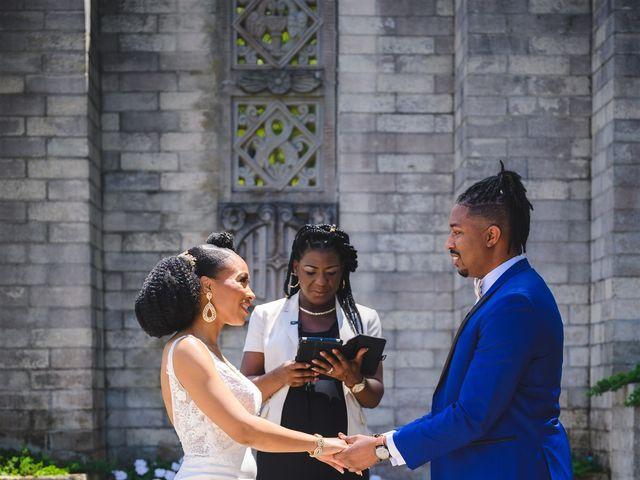 Shaneila and Brandon's Wedding in Orlando, Florida 32