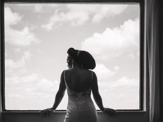 Shaneila and Brandon's Wedding in Orlando, Florida 34