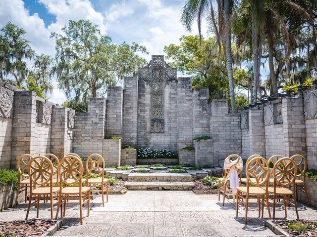 Shaneila and Brandon's Wedding in Orlando, Florida 41