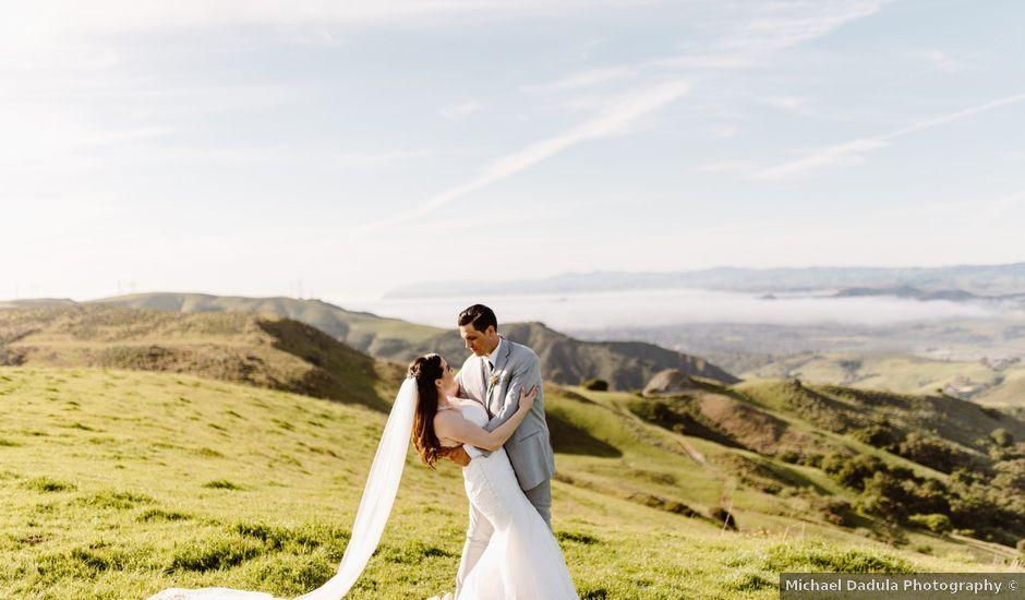 Daniel and Katie's Wedding in Los Osos, California