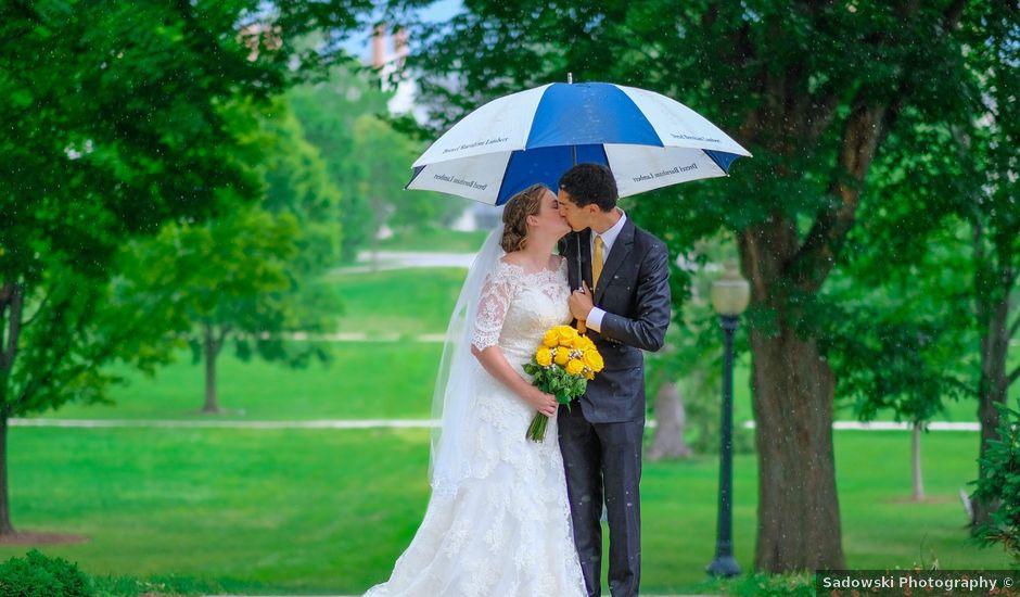 Mia and Aaron's Wedding in Charlotte, North Carolina