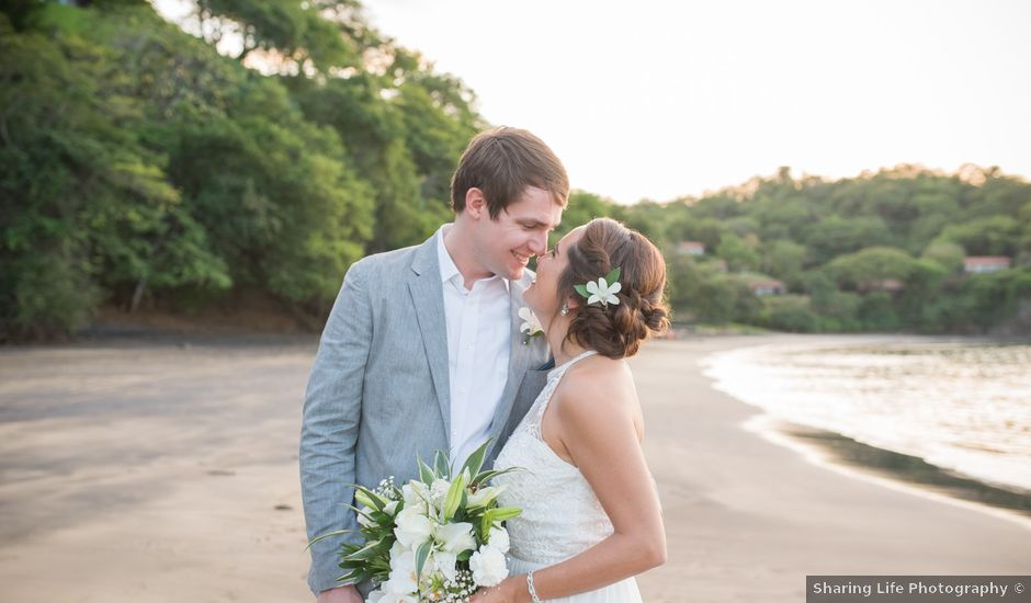 Mike and Kim's Wedding in Guanacaste, Costa Rica