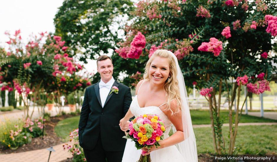 Jon and Lacie's Wedding in Pasadena, Maryland